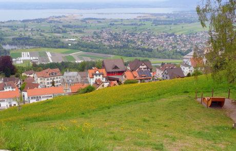 Aussicht Weid Walzenhausen