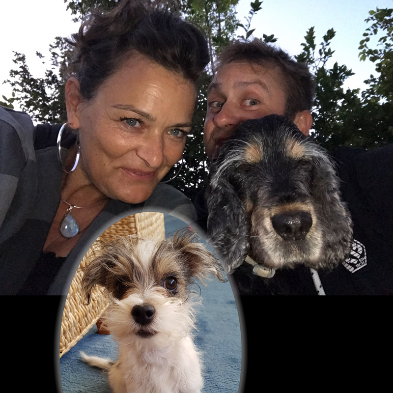 Eva Sturm - eure Gastgeberin für Hundeferien